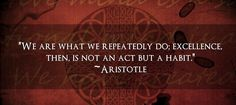Aristotle on excellence