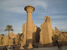 El templo de Karnak, Viajes baratos a Egipto. http://www.espanol.maydoumtravel.com/Viajes-y-Tours-a-Egipto/4/0/