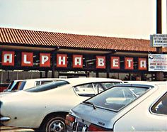 Alpha Beta where Grandma shopped. I remember riding in the cart and how it always dug into the backs of my legs.