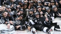 L.A. Kings win their first Stanley Cup - CBS News