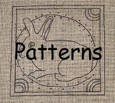 free rug hooking patterns, hook rug, primitive crafts, primit pattern, craft patterns, hand hooked rugs kits, primit needlework, punch needl, hook pattern