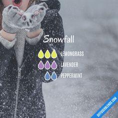 Snowfall | DiffuserBlends.com