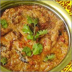White Karhai recipe at DesiRecipes
