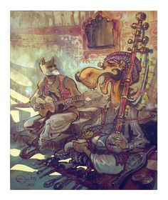 ABHISHEK SINGH on Blacksad