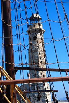 The lighthouse in Rethymnon Light Of The World, Light Of Life, Crete Island, Beacon Of Light, Peaceful Places, Greek Islands, Beautiful Islands, Seaside, Coastal
