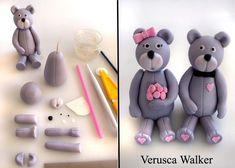 Teddy Bear by Verusca Walker
