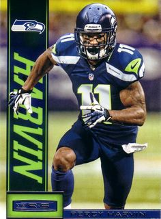 Percy Harvin Percy Harvin, Florida Gators, Seattle Seahawks, Trading Cards, Minnesota, Nfl, Joker, Baseball Cards, Sports