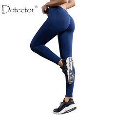 Detector Women Yoga Leggings Sport High Waist Slim Running Fitness Workout Spring Winter Women Legging pants #jewelry, #women, #men, #hats, #watches, #belts, #fashion