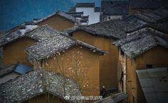#Anhui# Buildings in Yangchan are quite unique. via TW by  Anhui Travel @AnhuiTravel