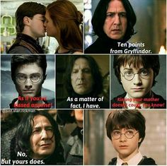 What the ansjkskdjs f*** / Severus Snape and Harry Potter funny meme Theme Harry Potter, Harry Potter Jokes, Harry Potter Fandom, Harry Potter World, Harry Potter Characters, Harry Potter Comics, Harry James Potter, Harry Potter Funny Pictures, Harry Potter Pictures