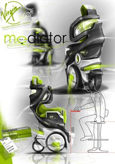NEW MOBILITY by Stephane Etienne at Coroflot.com