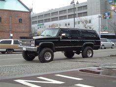 Chevrolet Suburban 2500 6in Lift