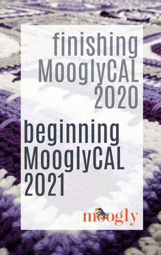 MooglyCAL2020 was one big success - so that means it's time to plan for MooglyCAL2021! Get the schedule and info you need for the coming year! #mooglycal2020 #mooglycal2021 #yarnspirations #mooglyblog #freecrochetalong #freepatterns