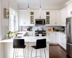 Image result for white kitchen designs