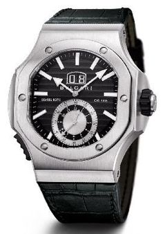 Bulgari Endurer Chronosprint, Grande date, Automatic Watch, BRE56BSLDCHS