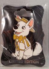 Disney Pin WDI Dapper Dogs Bolt LE 250