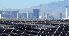 The energy produced in Las Vegas....stays in Las Vegas.