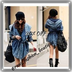 """On Sale!!!! NOW $56  Check out all the latest styles at www.rawfashionboutique.co For all you closet """"MUST HAVES"""" Fast Shipping!!! Rewards Program!!!(Log On And Sign up)"""