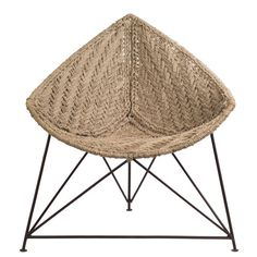 Silver Jute Moghul Chair | Decorating Treasures | Pinterest | Jute And  Macrame Chairs