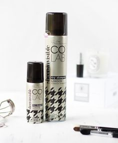 COLAB Sheer & Invisible Dry Shampoo London | German Review http://www.cupcakesandberries.at/review-colab-london-sheer-invisible-dry-shampoo/