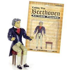 Ludwig Van Beethoven Action Figure