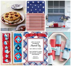 Memorial Day party inspiration
