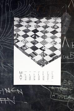 """Eväsretki"" by Lotta Grönroos, for May in Calendar 14."