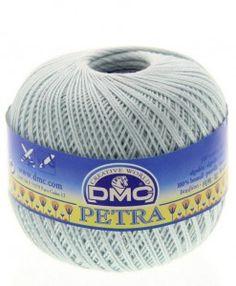 dmc petra 3 5145 light blue petra perle cotton available from loveellie.com @LoveEllieBags