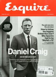 Esquire 2015年 10月号 [雑誌]【楽天ブックス】