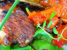 Tinskun keittiössä: Täydelliset Ribsit ja BBQ-kastike