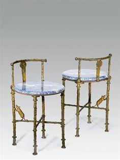 Vingt ans d'amitié avec Diego Giacometti: Collection Brollo at Artcurial…