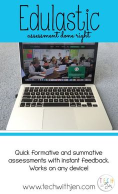Love this online formative interactive assessment tool called Edulastic!