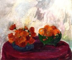 bofransson: Still Life Emile Nolde - 1911