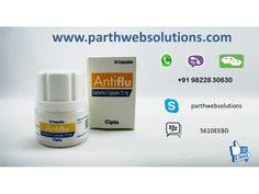 Tamiflu Capsules, Antiflu (Oseltamivir Capsules)