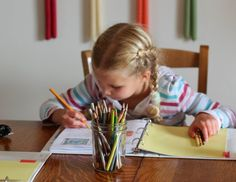 My Biggest Homeschooling Mistake: Over-thinking Methods & Philosophies - Amongst Lovely Things