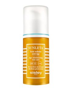 Sunleya Age Minimizing Sunscreen Cream Broad Spectrum SPF15, 1.7 oz. - Sisley-Paris
