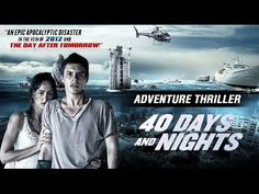 40 Days and Nights Disaster Movie | Hollywood Movie | Natural Disaster| End Of The World-Upload 2017 - YouTube
