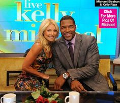 Michael Strahan Quits 'Live With Kelly & Michael' — Who Should Replace Him? Vote