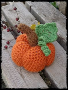 Country Pumpkin Fall Autumn Harvest October by CountryLifeisBest #Halloween #Fall #Pumpkin #Crochet