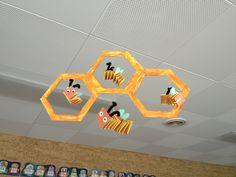 * Mobile abeilles