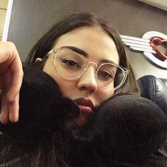 Orion Carloto, clear glasses