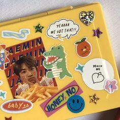 Aesthetic Filter, Kpop Aesthetic, Aesthetic Photo, Aesthetic Pictures, Kpop Diy, Kpop Merch, Aesthetic Room Decor, Bullet Journal Inspiration, Cute Stickers