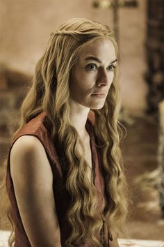 Les torsades fines de Cersei Lannister