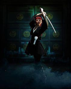 Rila Fukushima as Yukio in The Wolverine | #thewolverine #rilafukushima #marvel #samurai #katana #ninja