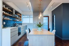 Queens Road Apartment   Bm-architects   Cape Town Industrial Architecture, Victorian Homes, Cape Town, Architects, Queens, Kitchen Design, This Is Us, Kitchens, Building
