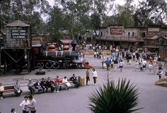 knotts berry farm in the 1960s   1960s Photos of Los Angeles Slides Hollywood Catalina   eBay