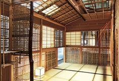Takenaka Carpentry Tools Museum-sukiya architecture