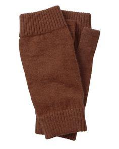 Cashmere Fingerless Wristwarmers
