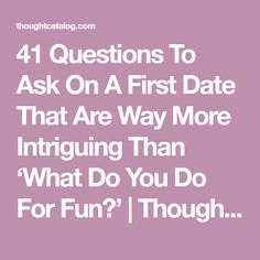 cheeky questions online dating