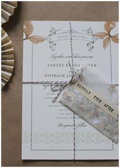 Wedding Paper Divas DIY Additions: Part 2